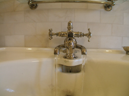 Fix Antique Faucets In Vintage Houses And Showers Toilets Kitchen Sinks And  Boilers, Walter K. Parkeru0027s Old School Plumbing Dudley, MA Services